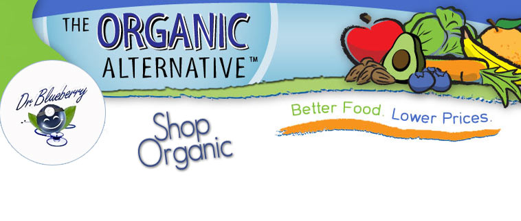 "Organic Superfood Solutions.  Visit <a href=""http://www.theorganicalternative.com/"" target=""_blank"">TheOrganicAlternative.com</a>"